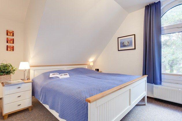 Ostsee Fischland-Darß Ferienhaus am Strand - Doppelbettschlafzimmer - 2662-3