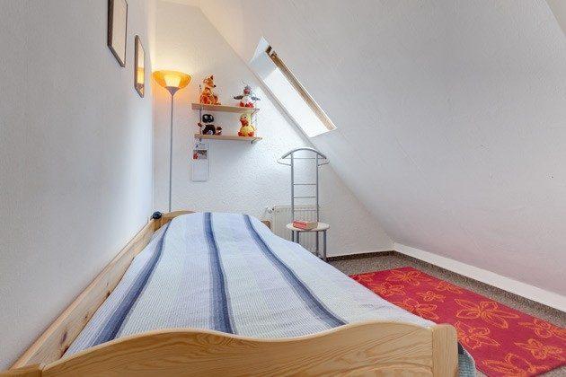 Ostsee Fischland-Darß Ferienhaus am Strand - Schlafzimmer Einzelbett - 2662-3