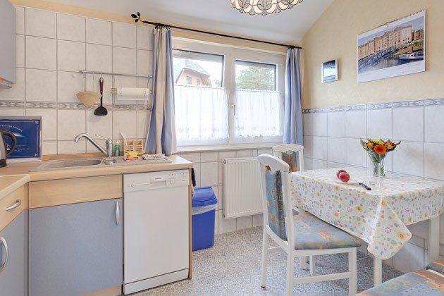 Ostsee Fischland-Darß Ferienhaus am Strand - Küche - 2662-3