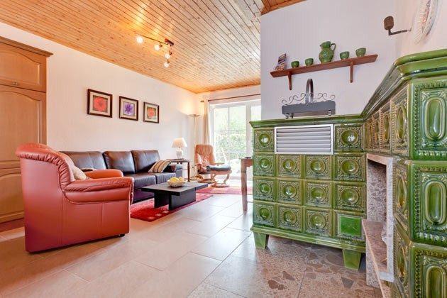 Ostsee Darss Fischlandhaus - Wohnung 2 - Wohnzimmer - 2662-4