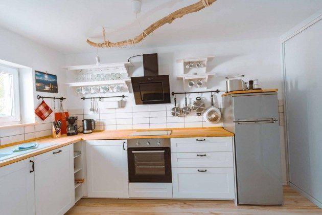 Diedrichshagen Ferienwohnung Ref. 190410 Küche