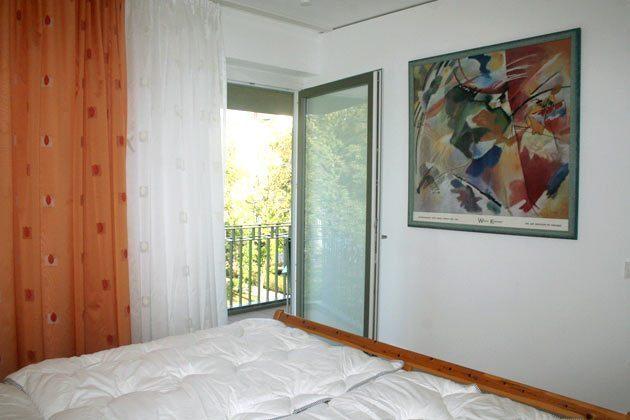 Schlafzimmer, Ostseetraum, Residenz im Kurpark
