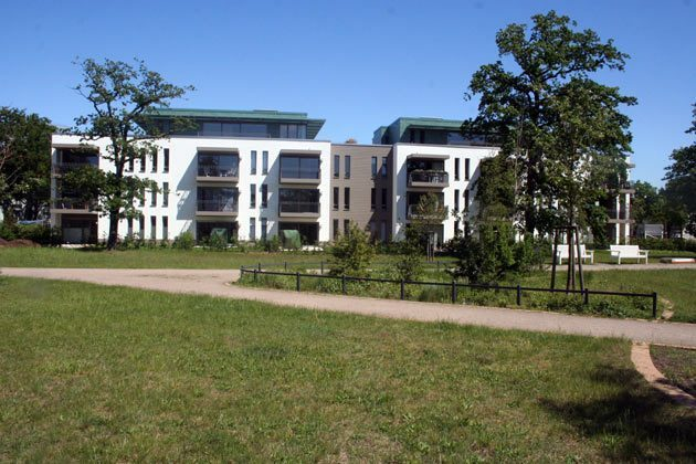 Residenz im Kurpark
