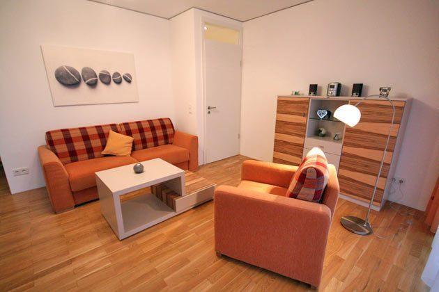 Wohnzimmer, Residenz im Kurpark