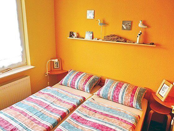 Nienhagen Schlafzimmer Ferienwohnung Möller Ref. 130116-1