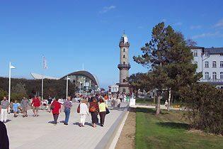 Promenade Warnemünde Ferienwohnung Ref. 122888-1