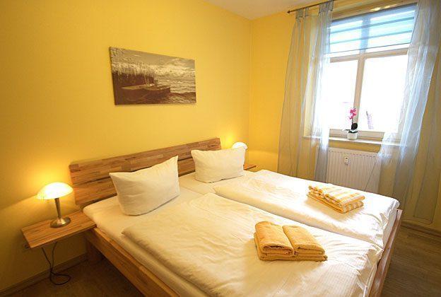 Schlafzimmer Warnemünde Ferienwohnung Ref. 122888-1