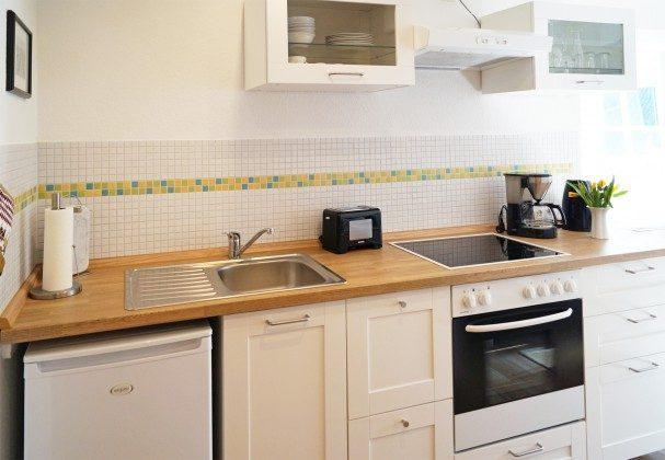 Küche Wohnbereich Ferienwohnung Steuermann Ref. 155702