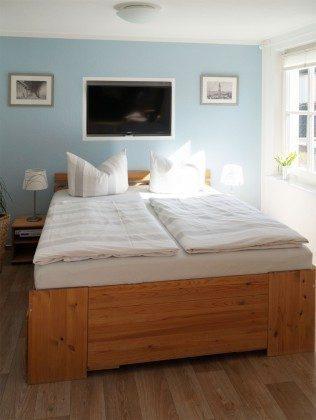 Schlafzimmer  Ferienwohnung Steuermann Ref. 155702