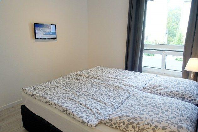Schlafzimmer Ferienwohnung 13 am Kirchenplatz Ref. 216098-2