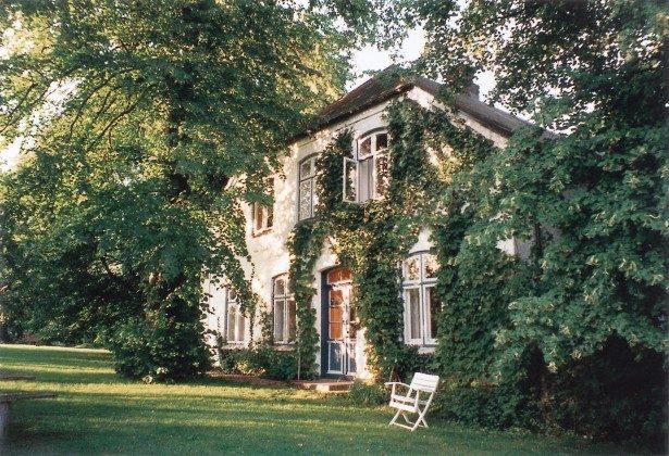 Refugium im Norden. Haupthaus mit drei Ferienwohnungen