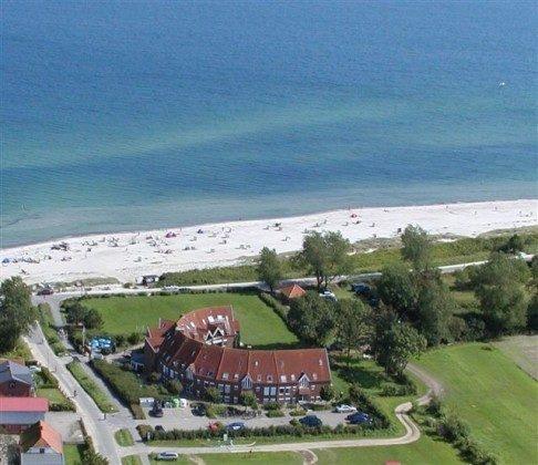 Traumlage am Strand von Kronsgaard