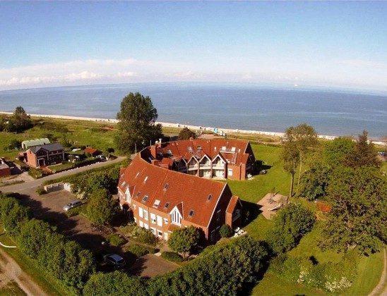 Ferienwohnung Ostsee mit Pool