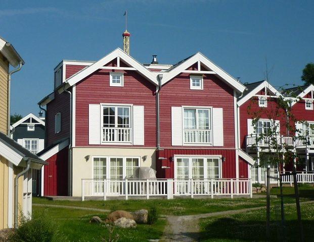 Ferienhaus Ostsee mit Golf-Möglichkeit