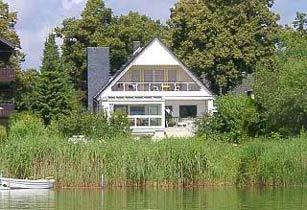 Ferienwohnung Ostsee mit Garten