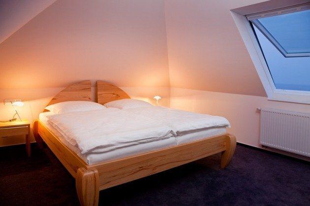 Schlafzimmer Haffkrug Scharbeutz Ferienwohnung