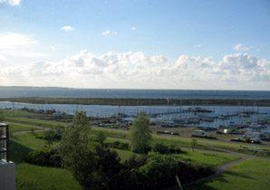 Appartment Ostsee mit Parkplatz