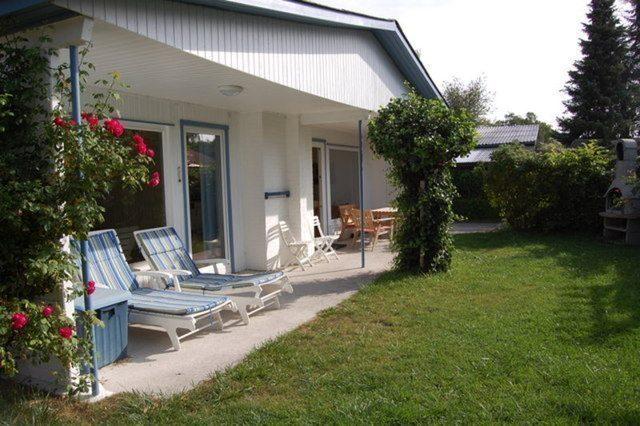 Ferienhaus Ostsee mit Garten