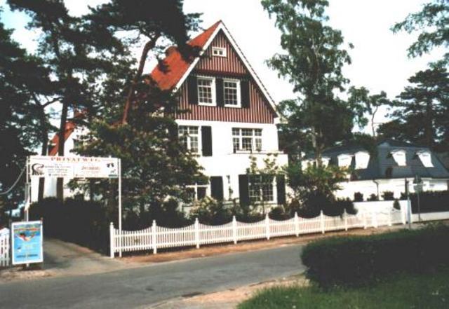 Ferienwohnung Ostsee mit nahegelegener Tennisanlage