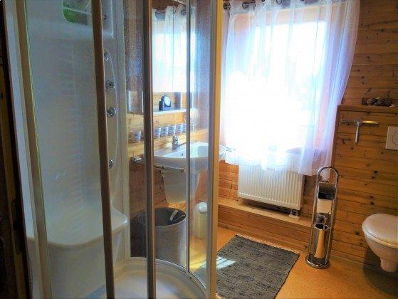 Duschbad mit Sauna OG