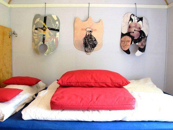 Bild 5 - Schlafzimmer zur Ausstellung 2013