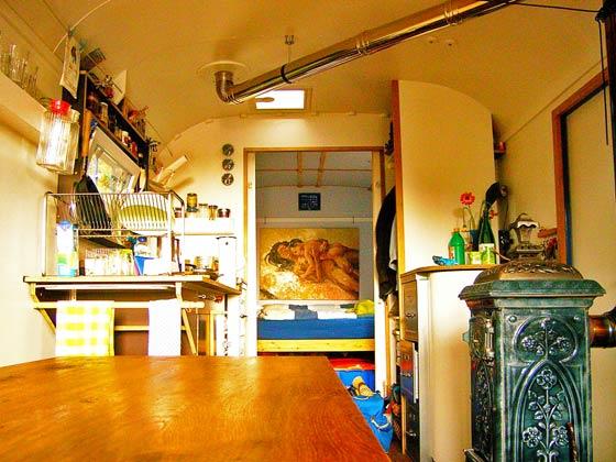 Bild 6 - Blick ins Schlafzimmer