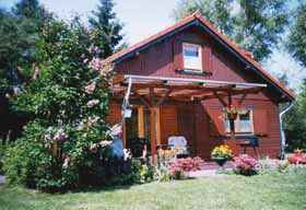 Bild 2 - Ferienhaus Ostsee Haus Inselpanorama - Objekt 2158-1