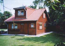 Bild 3 - Ferienhaus Ostsee Haus Inselpanorama - Objekt 2158-1