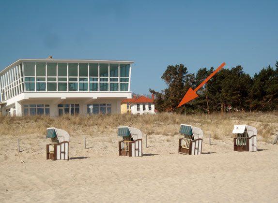 Baabe Ferienwohnung Strandlöper C 2.02 Ref. 134796
