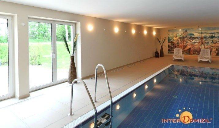 Schwimmbad Ferienwohnung Strandkrabbe A 3.16 159955-1