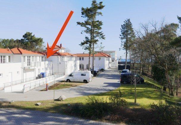 """Lage im Aparthotel Ferienwohnung """"Kranich""""  Inselparadies Ref: 185518-4 / W"""