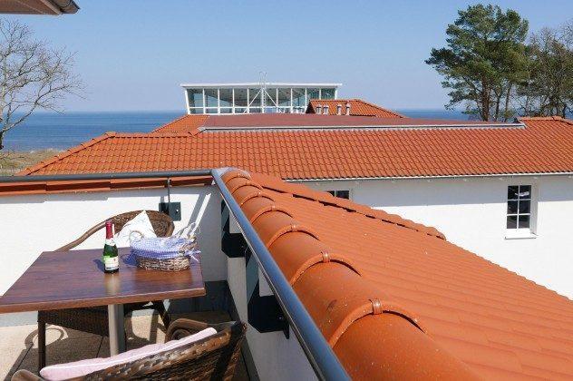 Dachterrasse Leuchtturmwohnung