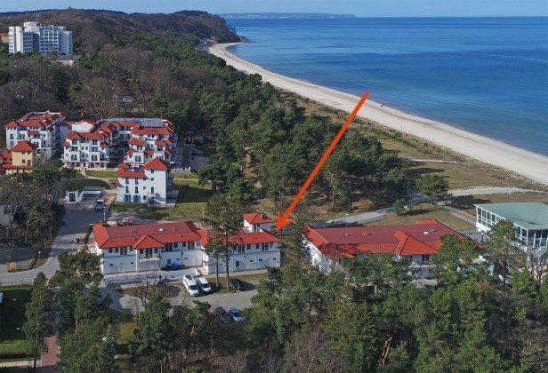 Das Inselparadies und die Lage der Wohnung