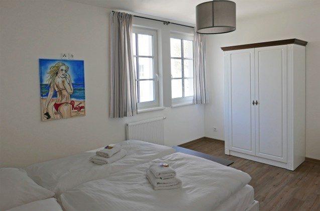 """Schlafzimmer 2 Ferienwohnung Rügen """"Ralswiek"""" im Inselparadies Ref: 185518-7 / W"""