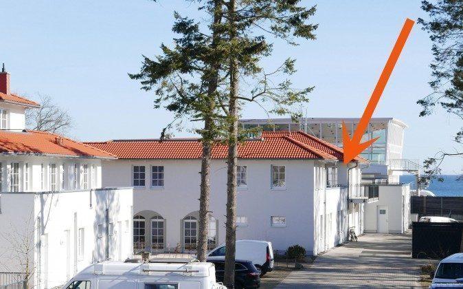 """Lage im Inselparadies  Ferienwohnung Rügen Baabe """"Jasmund"""