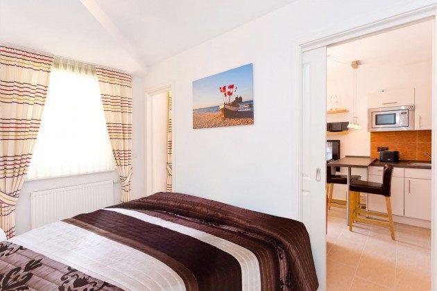 Schlafzimmer Ferienwohnung Strandnest A 0.02 Ref. 196710