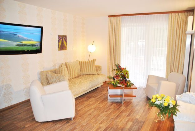 Appartment Ostsee mit Pool