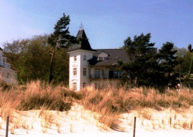 Ferienwohnung Ostsee mit Sauna