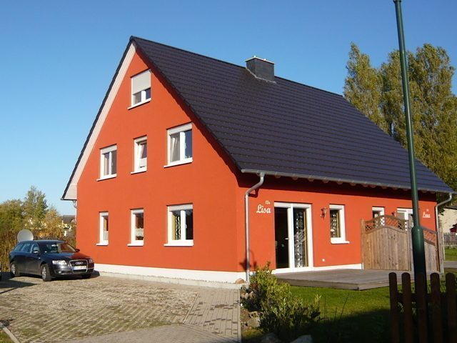 Ferienhaus Ostsee mit Reiturlaub-Möglichkeit