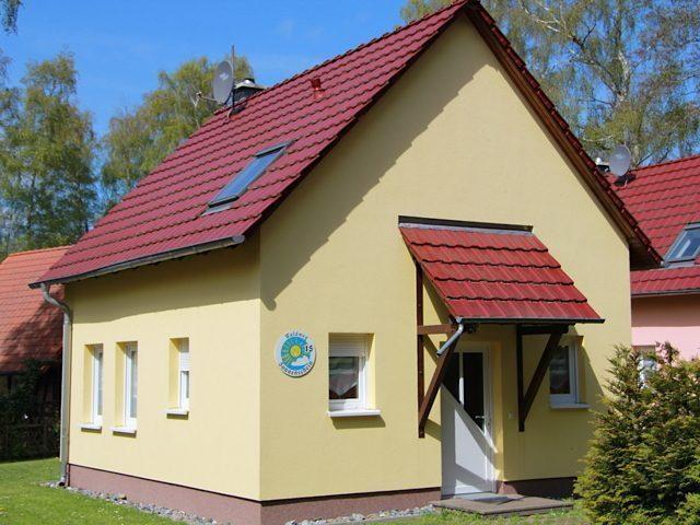 Ferienhaus Ostsee mit Kamin