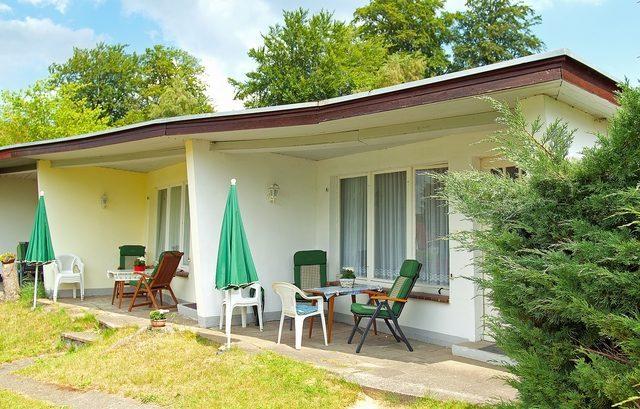 Nichtraucher-Ferienhaus in Ostsee