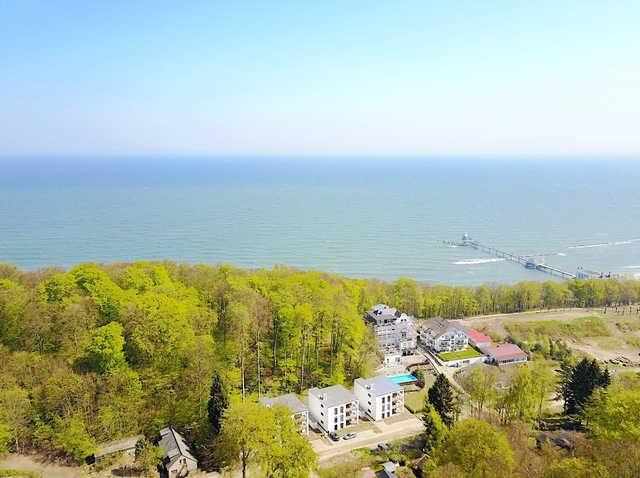 Ferienwohnung Ostsee mit Kamin