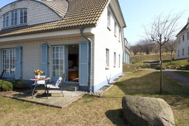 Terrasse Sellin Neuensiener See Apartment 1 Ref. 201662-1
