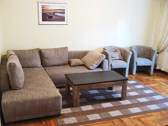 Schlafsofa Wohnung 2 Mursewiek Ferienwohnungen Ref. 156267-1
