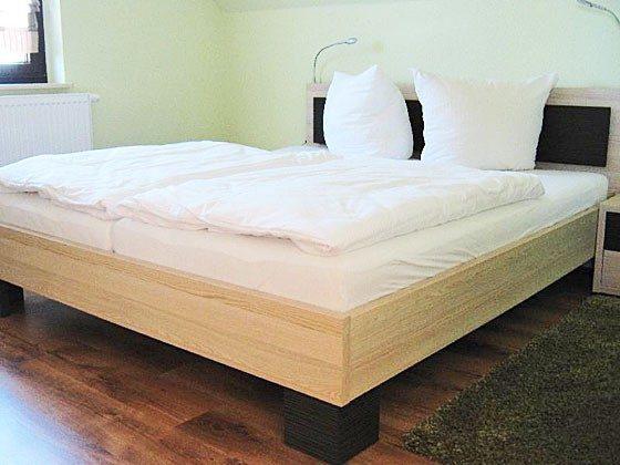 Schlafzimmer 1 Wohnung 1 Mursewiek Ferienwohnungen Ref. 156267-1