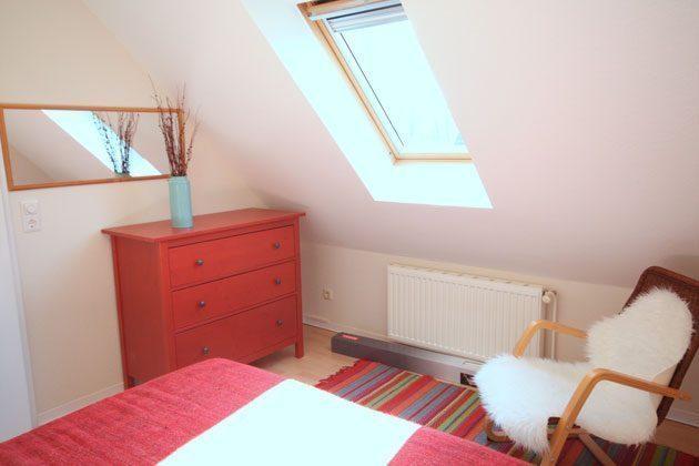 Schlafzimmer unten Ferienwohnung 137109