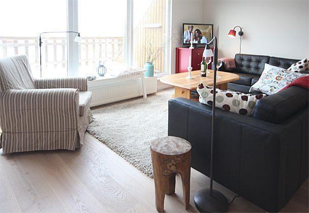Wohnzimmer Ferienwohnung 137109