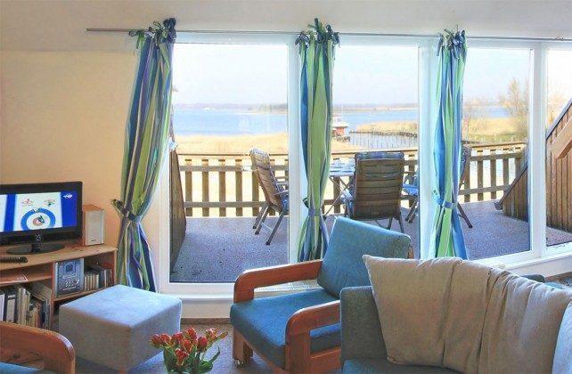Fensterfront Schlei / Stexwig Ferienwohnung
