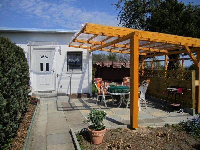 Ferienhaus Poel mit Garten