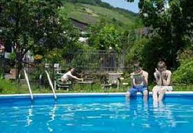 Mosel Weingut Moselhof - Pool
